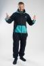 náhled - Skippy black turquoise