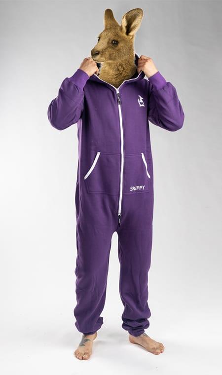 Skippy purple