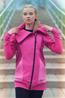 náhled - Mikino-kabátek pink