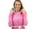 náhled - Dámský kardigan pink