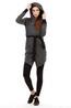 náhled - Dámský kardigan black
