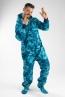 náhled - Skippy camo blue