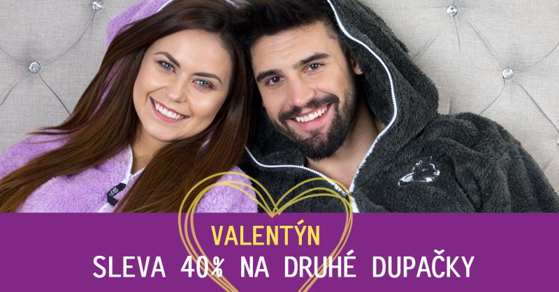 Valentýnské dupačky