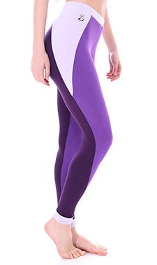 Legíny cross purple