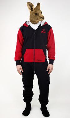 Skippy black red